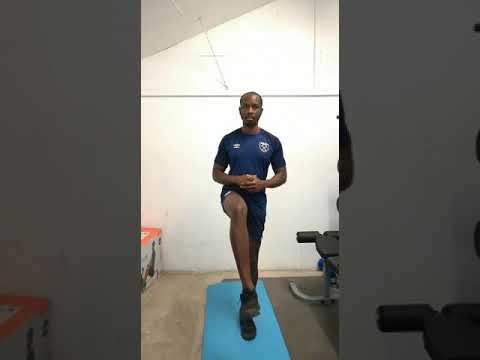 HIP MOVEMENT WITH SINGLE LEG STANDING
